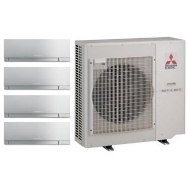 Мультисплит система MITSUBISHI ELECTRIC MSZ-EF22VE2S-4 / MXZ-4D72VA