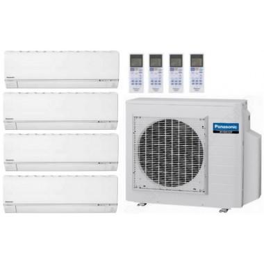 Мультисплит система PANASONIC CS-E9RKDW-4 / CU-4E27PBD