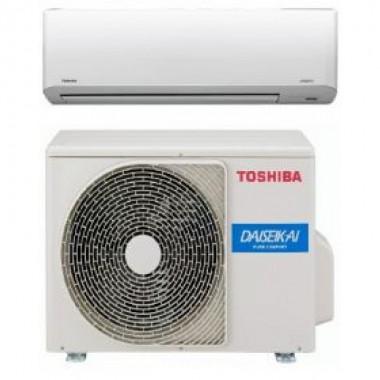 Кондиционер TOSHIBA RAS-13N3KVR-E / RAS-13N3AVR-E (Daiseikai)