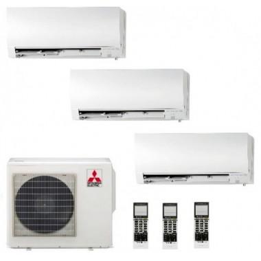 Мультисплит система MITSUBISHI ELECTRIC MSZ-FH25VE-3 / MXZ-3D68VA