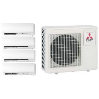Мультисплит система MITSUBISHI ELECTRIC MSZ-FH25VE-4 / MXZ-4D83VA