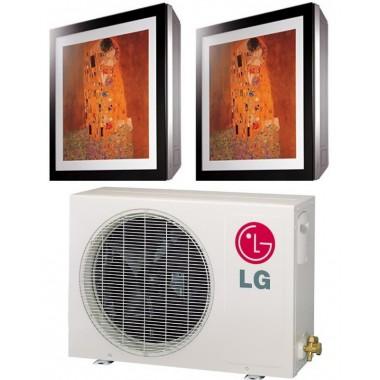 Мультисплит система LG MA09AH1 / MU2M17